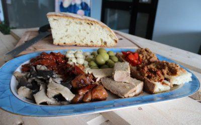Alimentazione Lucana: le origini