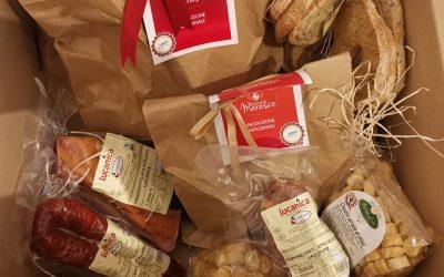 Cos'è il Pacco con i prodotti tipici del sud ?